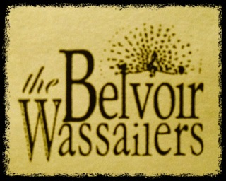 Belvoir Wassailers Logo courtesy of Paul Emmett